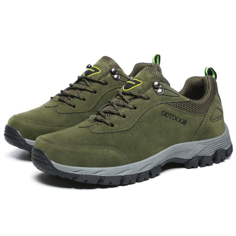 Chic Male Movement Mountaineering Shoes