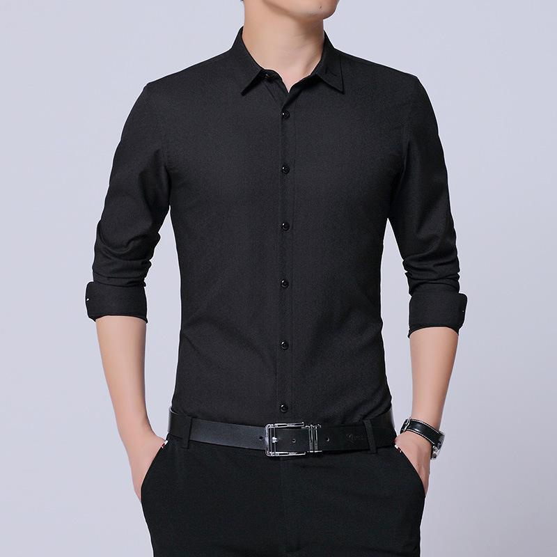 Outfit Men Handsome Business Shirt