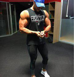 Mens Shirt Bodybuilding Golds Gymnases Sporting Hem Coton Hommes Tee Noir Blanc Basic Tank Top -
