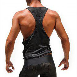 Bodybuilding Vest Comfortable  Sleeveless Tank Tops -