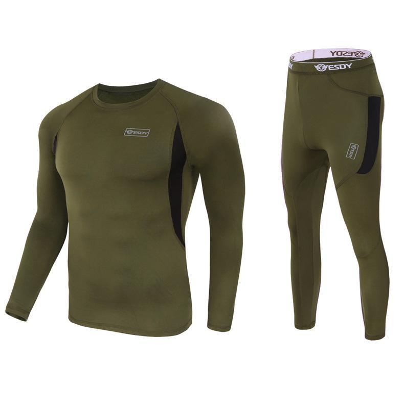 Hot Outdoor Leisure Sports Breathable Thermal Underwear