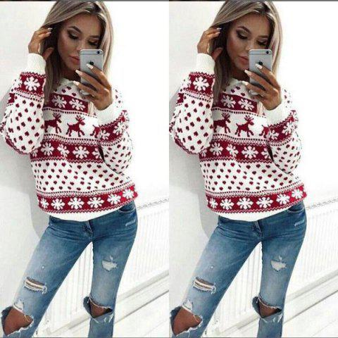 Women Casual Long Sleeve Hoodie Sweatshirt Blouse Tops Hooded T-shirt Pullover Christmas Winter