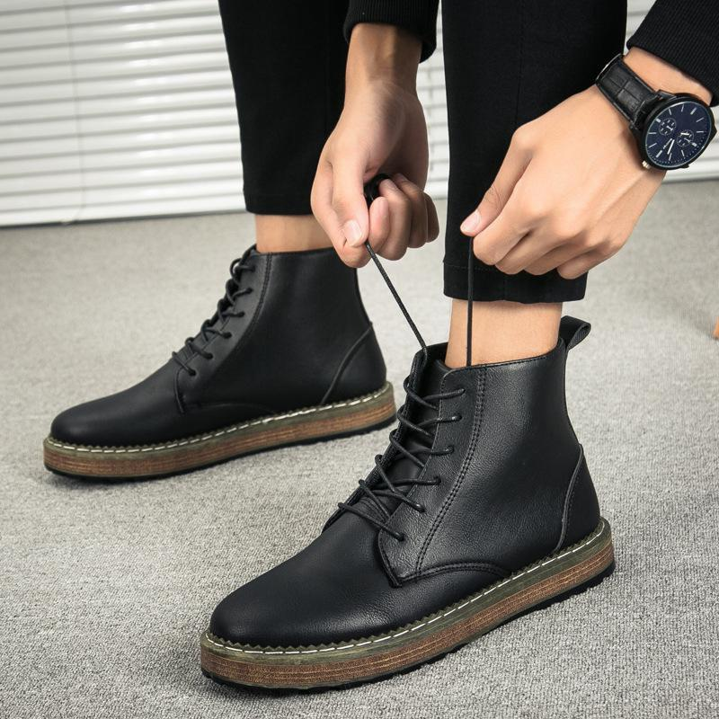 Best Retro High Help Martin Boots