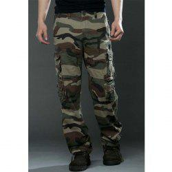 Casual Camouflage Trousers -