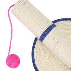 Removable Cat Toy Cats Scratching Board Climbing Frame -