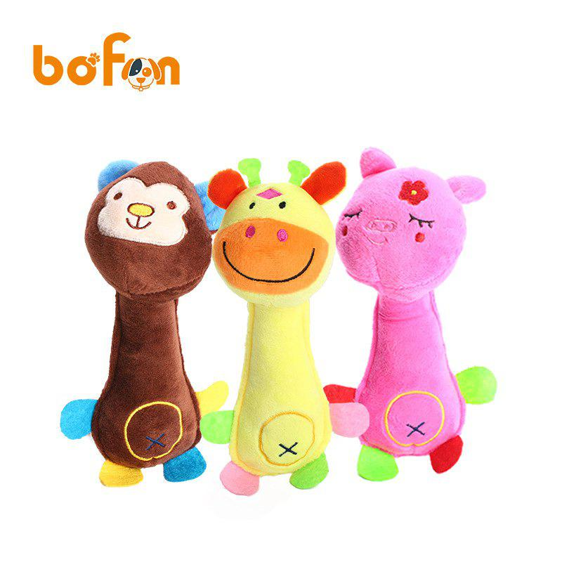 Outfits Dog Toy Plush Vocal Toy Bite-resistant Molar Dog Supplies Pet Toy Dog