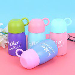 Hot Explosions Stainless Steel Vacuum Flask Fashion Convenient Cute Cartoon Belly Cup Gift Cup -