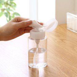 Press Bottle Size Cosmetic Bottle Bottling Water Hydrating Makeup Remover Water Remover Pressing Bottle 200ML -