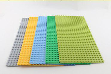 Large Particle Building Block Bottom Plate 512 Hole Children Assembled Oro Multi-block Super Large Floor -