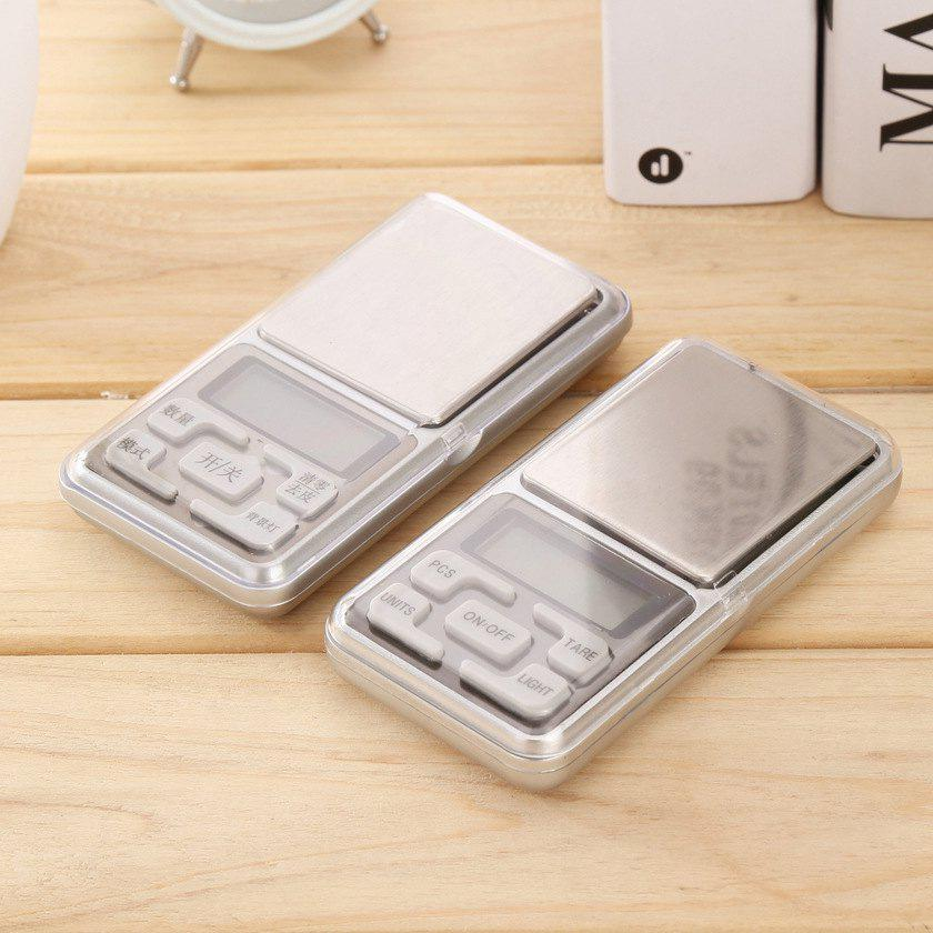 New Jewelry Scale Mini Pocket Electronic Scale Mobile Phone Scale Palm Electronic Said Super Standard 0.01g
