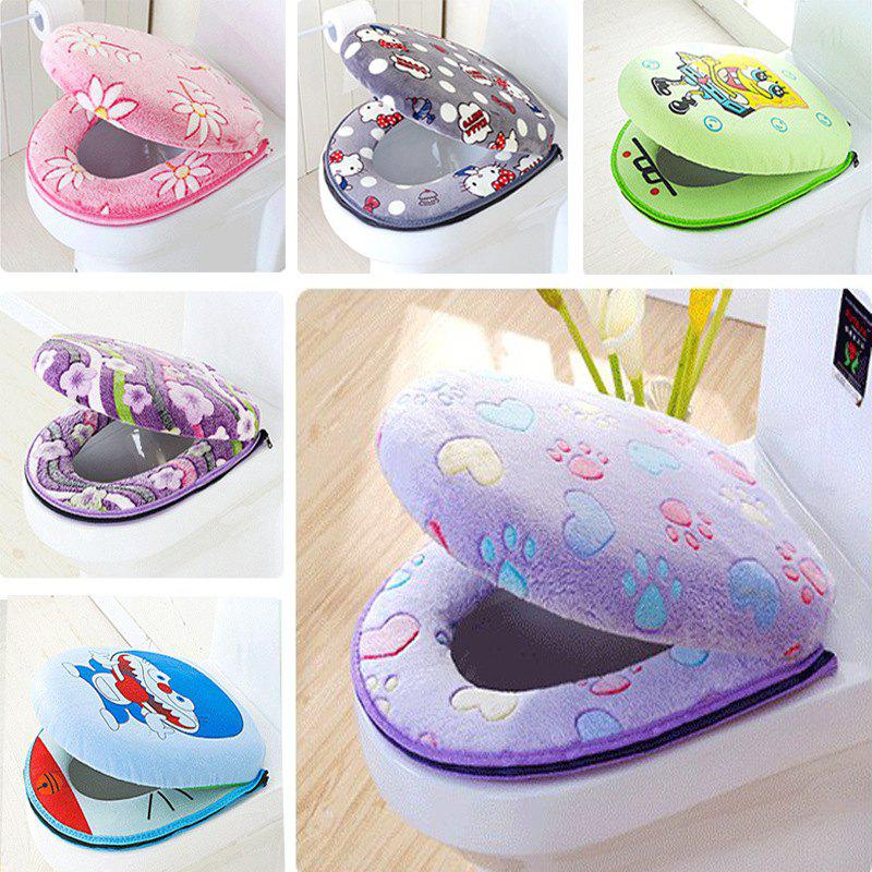 Finance Collar Million Thick Toilet Seat Two-piece Toilet Seat Toilet Seat Toilet Toilet Seat Toilet Seat Cover