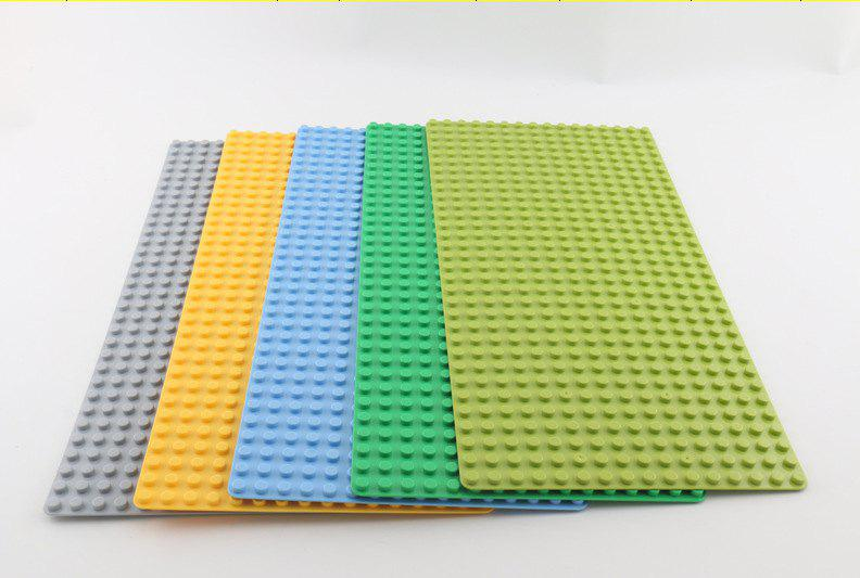 Outfits Large Particle Building Block Bottom Plate 512 Hole Children Assembled Oro Multi-block Super Large Floor
