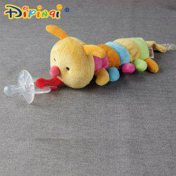Baby Pacifier Hanging Detachable Plush Animal Doll Baby Toy -