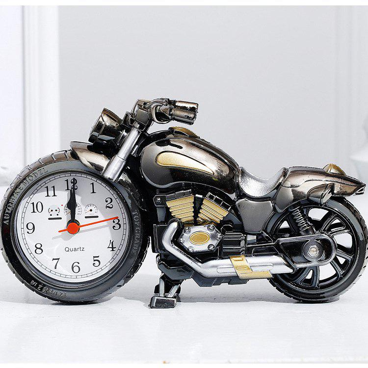 Trendy Daily Necessities Alarm Clock Four Styles Motorcycle Alarm Clock Fashion Personality Creative Alarm Clock Student Bedside Clock Home