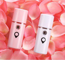 New Handheld Nano Spray Water Meter Portable Cold Spray Humidifier Mini Steaming Face Skin Care Hydrating Artifact -