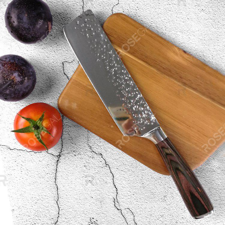 Forged Knife Household Stainless Steel Meat Cleaver Slicer Knife Cutter Main Chef Knife Kitchen Knife