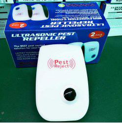 Electronic Ultrasonic Mosquito Repellent Home -
