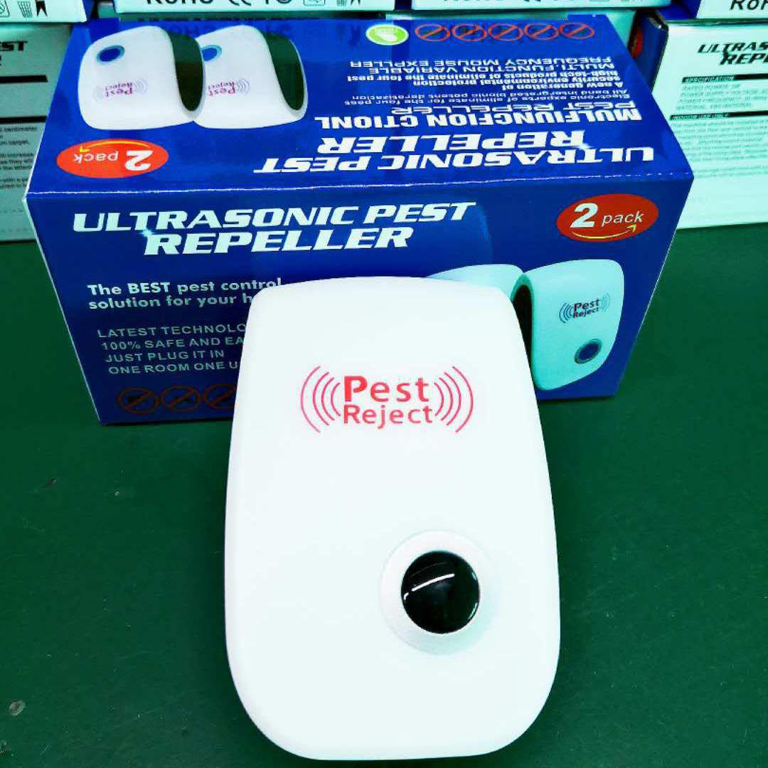 Electronic Ultrasonic Mosquito Repellent Ultrasonic Electronic Pest Repeller Electronic Repeller Home Repeller Mosquito