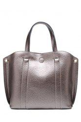 Concise Stitching and Solid Color Design Tote Bag For Women -