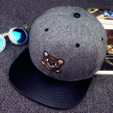 Chic Hot Sale Cartoon Mouse Pattern Baseball Cap For Men