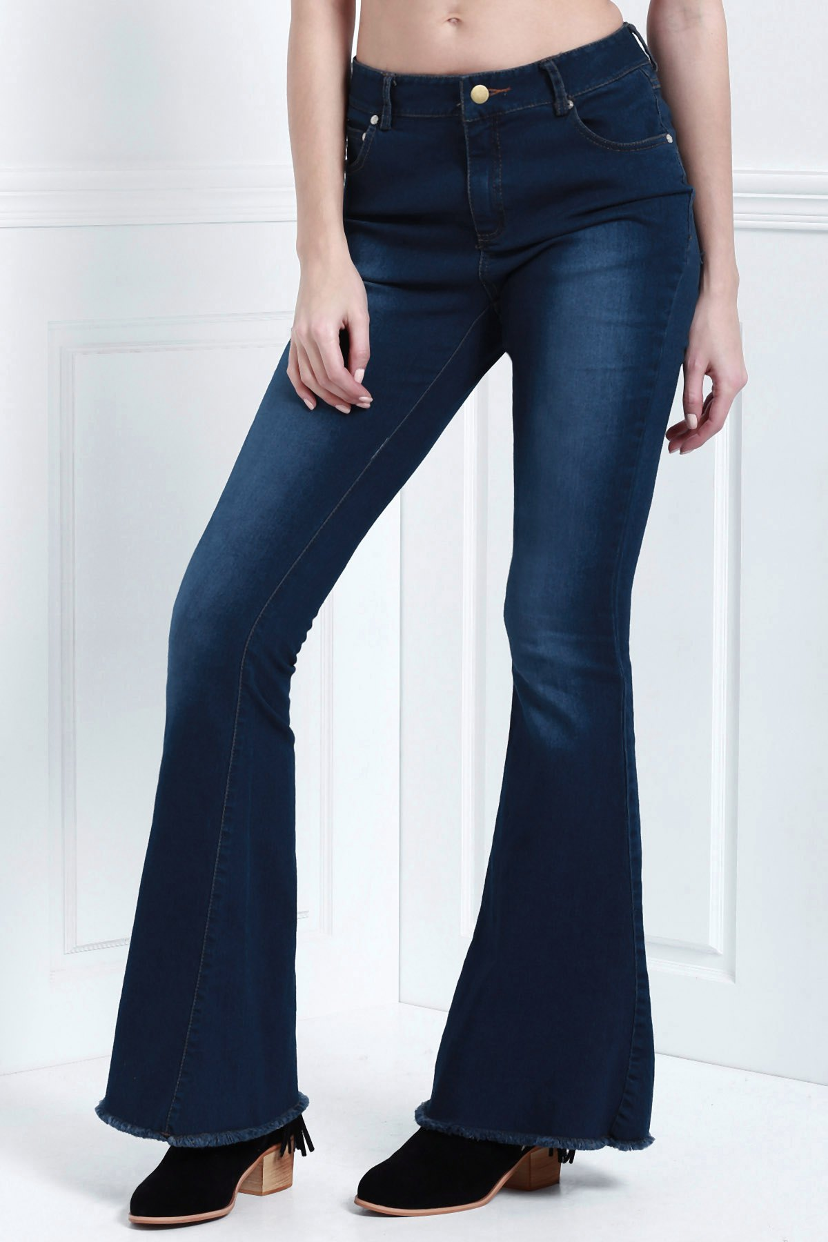 Best Skinny Flare Jeans