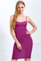 Tea Length Seamless Slip -