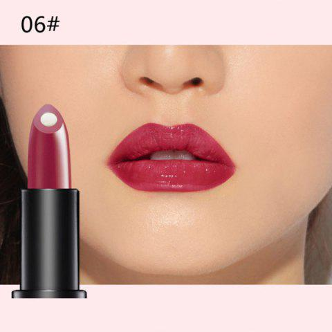 Image of 10 Colours Natural Red Wine Polyphenol Gel Filling Glossy Moisturizing Lipstick