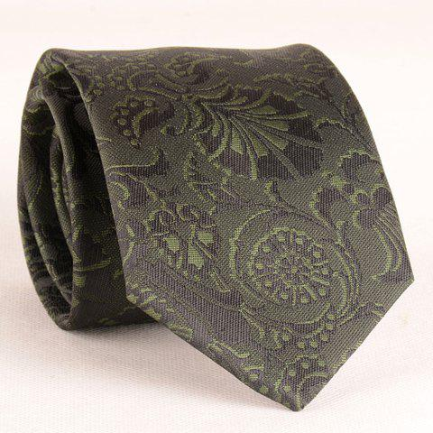 Buy Stylish Retro Jacquard 8CM Width Tie For Men
