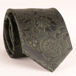 Stylish Retro Jacquard 8CM Width Tie For Men -