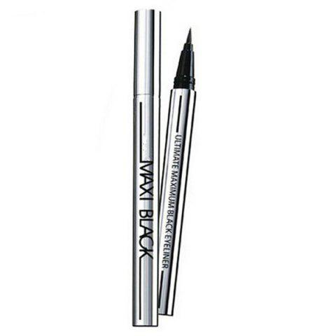 Hot Stylish Black Waterproof Smudge-Proof Fast Dry Ultra Fine Liquid Eyeliner Pencil