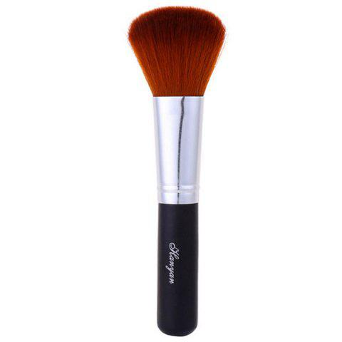 Unique Stylish Large Squirrel Hair Round Contour Powder Brush Blush Brush