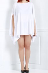 Asymmetric Loose Tunic Casual Dress
