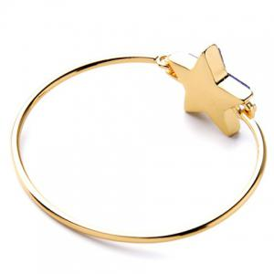 Trendy Star Decorated Charm Bracelet For Women -