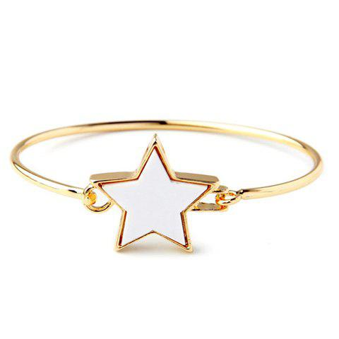 Affordable Trendy Star Decorated Charm Bracelet For Women