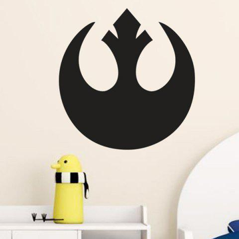 Buy Quality Black Pattern Removeable Wall Stickers
