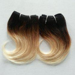 Fashion Ombre Human Hair Extension For Women -