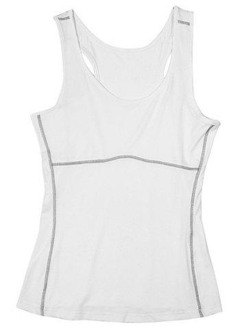 Latest U Neck Racerback Yoga Running Tank Top