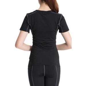 Short Sleeves Round Neck Running Gym T-Shirt -