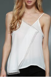 Asymmetric Cami Tank Top