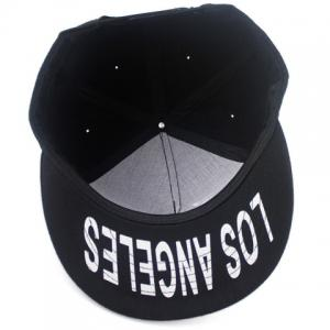 Stylish Handwritten Letters Embroidery Decorated Baseball Cap For Men -