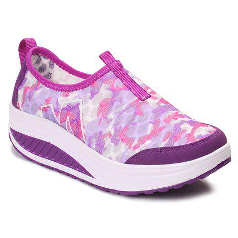 Online Casual Slip-On and Printed Design Sneakers For Women