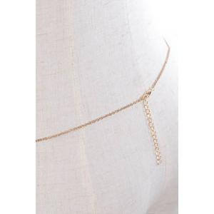 Chic Simple Style Belly Chain For Women -