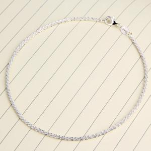 Sweet Solid Color Anklet For Women -