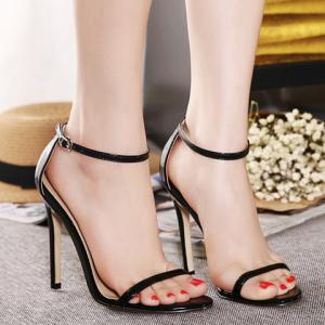 Trendy Strappy and Ankle Strap Design Sandals For Women -