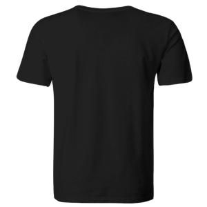 Personality 3D Letters Print Round Neck Short Sleeves Thin T-Shirt For Men -