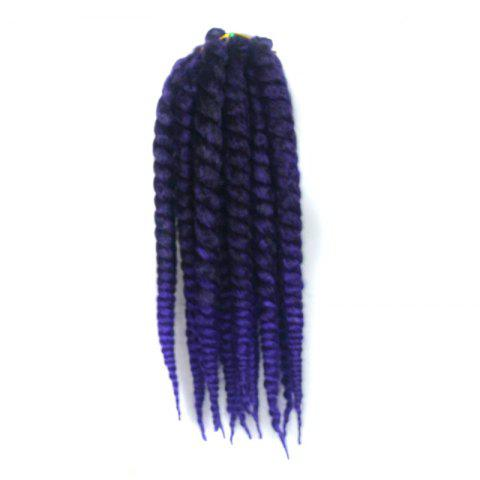 Store Stylish Long Kanekalon Synthetic Twist Braided Hair Extension