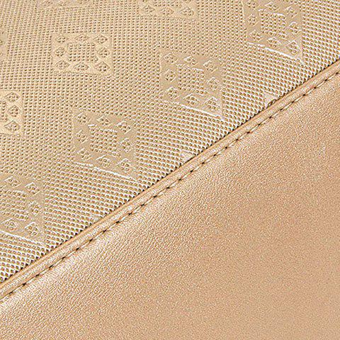 Stylish Metal and Embossing Design Tote Bag For Women от Rosegal.com INT