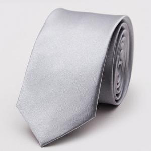 Stylish Various Candy Colors 5CM Width Tie For Men - Light Gray