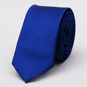 Stylish Various Candy Colors 5CM Width Tie For Men - Sapphire Blue - S