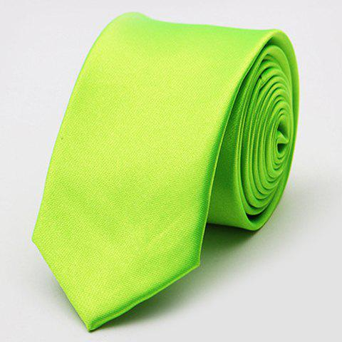 Outfit Stylish Various Candy Colors 5CM Width Tie For Men